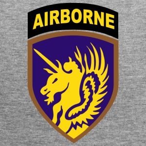 USA 13 ° Airborne Division - Beanie in jersey