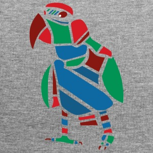 Parrot Vector graphic - Jersey Beanie