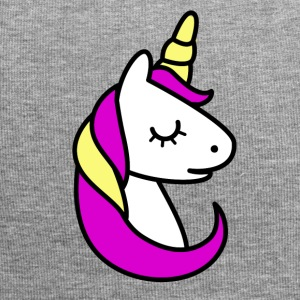 Licorne girly - Bonnet en jersey