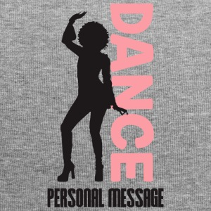 MASSAGE PERSONNELS BEAUTIFUL DANCER - Bonnet en jersey