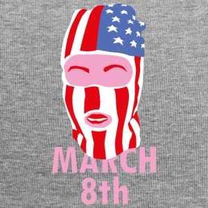 womens march - Jersey Beanie