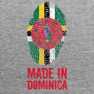 Made In Dominica Caribbean - Jersey Beanie