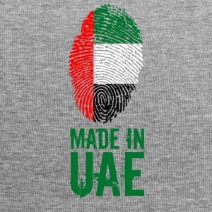Made In UAE / Emirats Arabes Unis - Bonnet en jersey