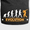 HipHop break dance evolution - oransje/hvit - Jersey-beanie