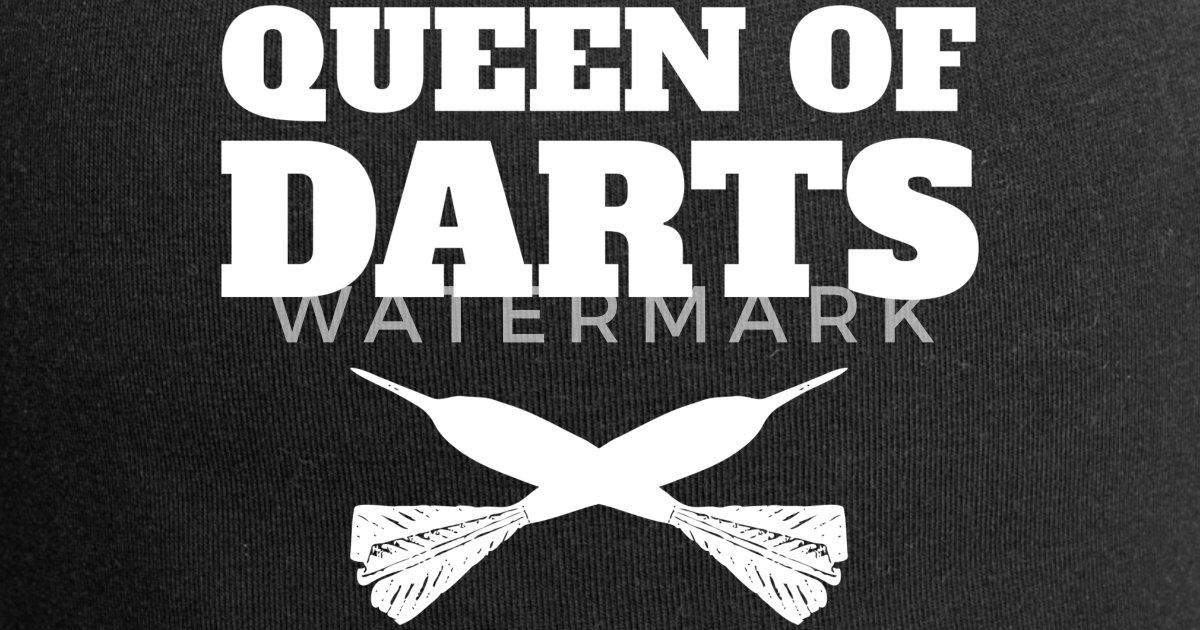 Kings Of The Darts Game Dartbord Dartbord Beanie Spreadshirt