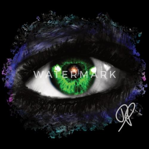 Design. Front. Design. Front. Design. Design. Front. Greenman Caps   Hats - Eye  Eye Universe Pupil Iris Graffiti - Beanie black 20c7021bbcea
