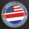 AMERICA FIRST THE NETHERLANDS SECOND - Jersey-Beanie