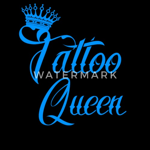 Cadeau Encre De Tatouage Tatoue Aiguille Queen Beanie Spreadshirt