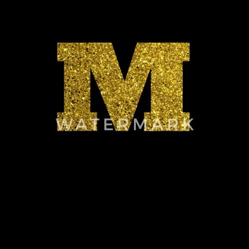 Litera M Imię Prezentowe Imię Pomysł Na Urodziny Beanie Spreadshirt