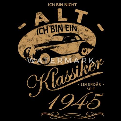 BeanieVintage Car Screw 1945 Birthday Birth