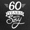 60 years and still sexy - Jersey Beanie