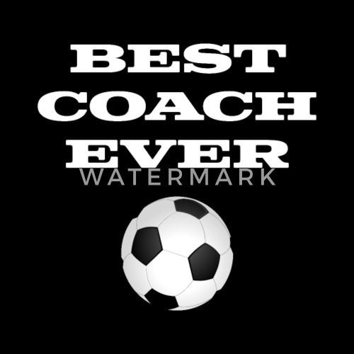 Best Coach Ever Fussball Trainer Geschenk Ballsport Beanie Spreadshirt
