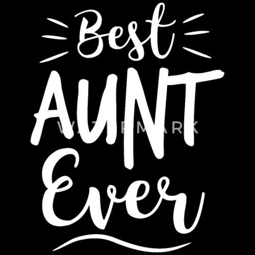 BeanieAuntie BAE Best Aunt Ever Birthday Gift