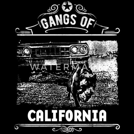 Gangs of California Beanie | Spreadshirt