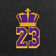 23 LeBron James Beanie | Spreadshirt