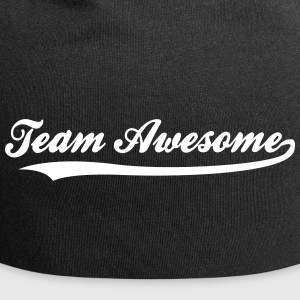 Team Awesome! - Jersey-beanie