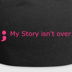 my story isnt over - Jersey Beanie