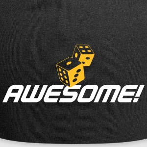 I Am Awesome! - Jersey Beanie