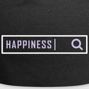 Search happiness - Jersey Beanie