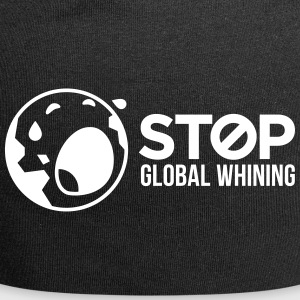 Stop Global Whining! - Jersey-Beanie