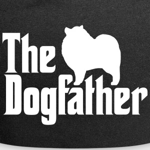 Keeshond Dogfather - Jersey-Beanie