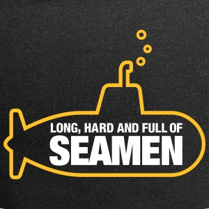 Long, Hard And Full Of Seamen! - Jersey Beanie