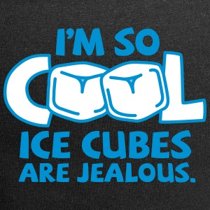 I'm So Cool, Even Ice Cubes Are Jealous! - Jersey Beanie