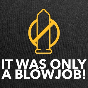 It Was Just A Blowjob! - Jersey Beanie
