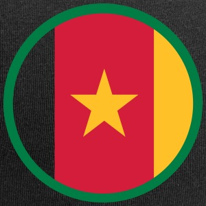 The Flag Of Cameroon - Jersey Beanie