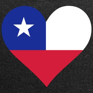 A Heart For Chile - Jersey Beanie