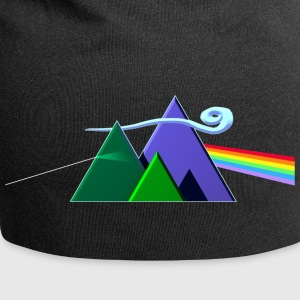 Dark Side Of The Mountains - Jersey Beanie
