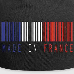MADE IN FRANKRIJK BARCODE - Jersey-Beanie