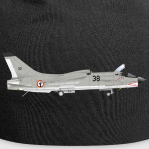 fighter jet - Jersey Beanie