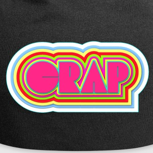 crap in the neon - Jersey Beanie