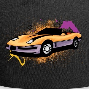 Cool cabriolet - Jersey-Beanie