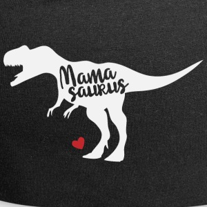 Mothers Day gift Mamasaurus - Jersey Beanie
