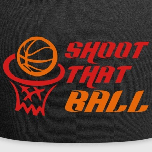 Coach / Trainer: Shoot That Ball - Jersey-Beanie