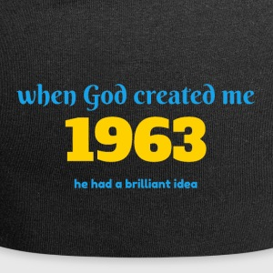 God idea 1963 - Jersey Beanie