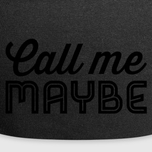 Call me maybe - Jersey Beanie