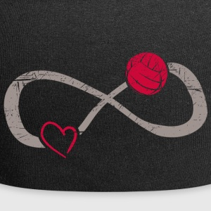 Infinity ∞ ∞ I love volley-ball Smasher - Bonnet en jersey