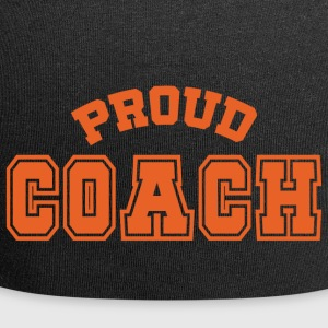 Coach / Trainer: Proud Coach - Jersey-Beanie