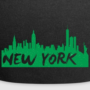 NEW YORK - Beanie in jersey