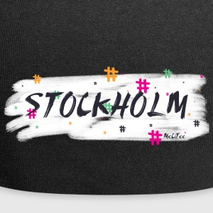 Stockholm #2 - Jersey Beanie