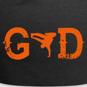 Legend god god breakdance bboy breakin - Jersey-Beanie