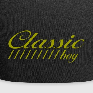 ClassicBoyGold - Beanie in jersey
