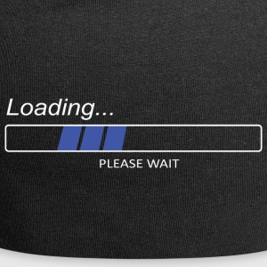 Loading T shirt gift power battery pc status - Jersey Beanie