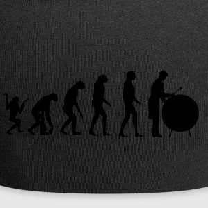 Evolution drum / percussion - Jersey Beanie