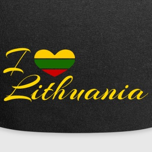 LoveLithuania - Jersey-Beanie