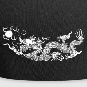 Longwen Dragon Traditionele Chinese - Jersey-Beanie