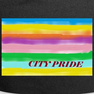 city ​​Pride - Bonnet en jersey